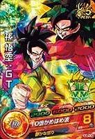 ドラゴンボールヒーローズ/GD5TH-04 孫悟空:GT