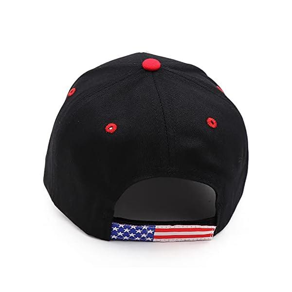 Trump 2024 Hat Donald Trump Hat Take America Back MAGA USA Embroidery Adjustable Baseball Cap