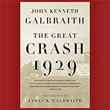 The Great Crash 1929 Lib/E