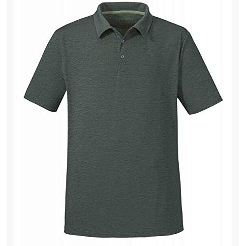 Schöffel Herren Polo Shirt Izmir1, goje berry, 46