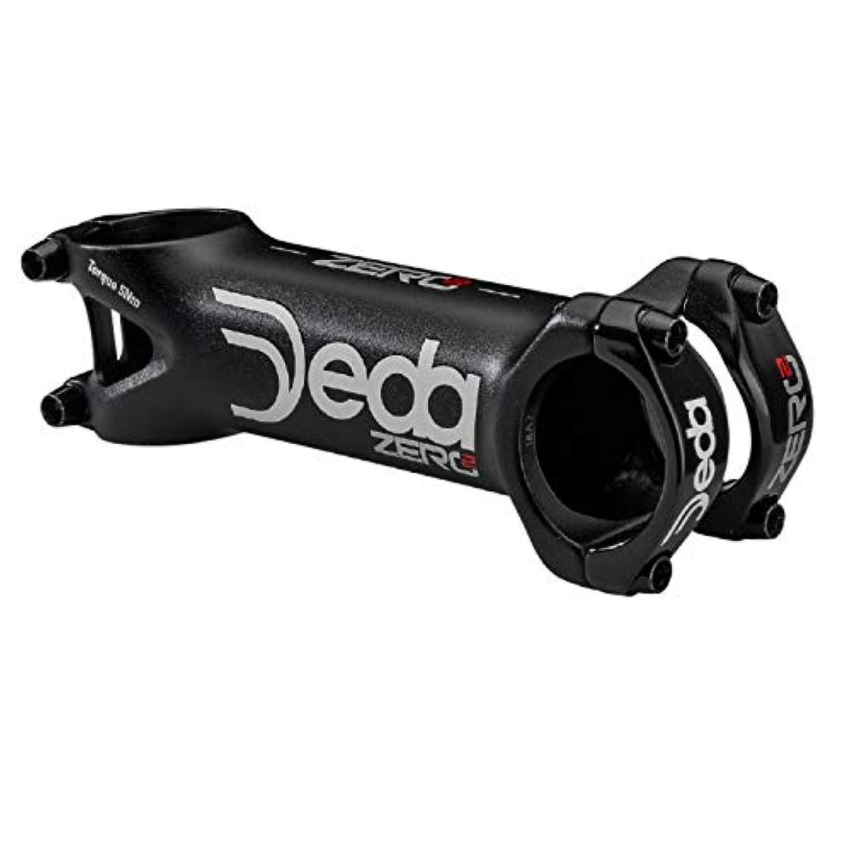 DEDA(デダ) Zero 2 シュレッドレスステム (31.7) ブラック 0353320014 Team(BK) 83°x90mm