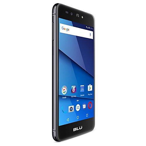 BLU Advance A5 LTE - GSM Unlocked 4G LTE Smartphone - 8GB+1GB RAM -Black