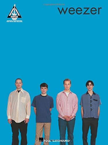 Weezer (Guitar Recorded Versions)