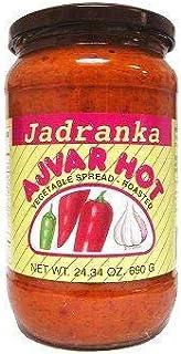 Ajvar Hot (Jadranka) 670g (23.6 oz)