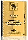 Case 680B Tractor Loader Backhoe Parts Manual (SN# 9103967-9105879) (9103967-9105879)