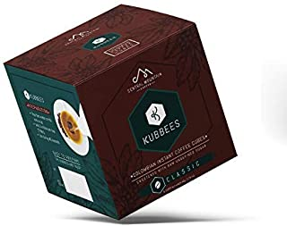 Sponsored Ad - Kubbees Classic Instant Coffee Cubes | Single Serve Packets | Panela Nutrients | Travel, Camping | Hot or C...