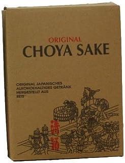 Choya Reis Wein Sake 5 Liter 15% Vol.