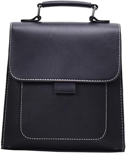 ZYSAJK Small Leather Backpack Women Mini Back Pack Travel Female Bookbag School Bags for Teenage Girls Fashion Women Backpack