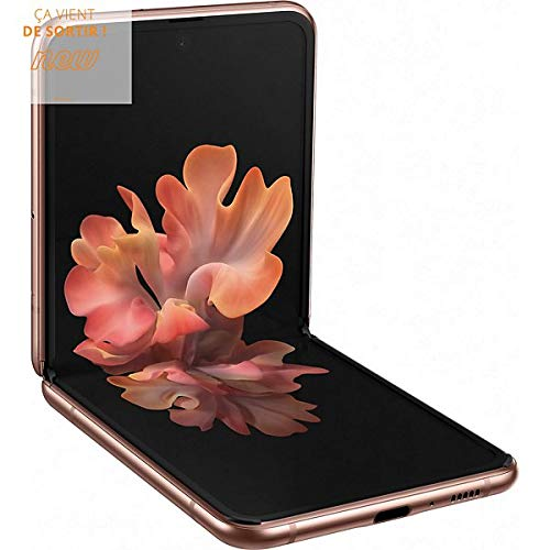 Smartphone Android pliant