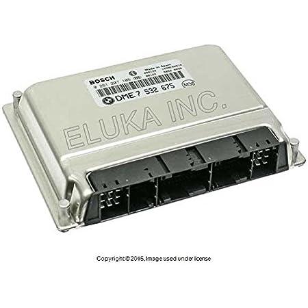 Amazon Com Bmw Genuine Control Unit Dme Me7 2 Rebuilt 740i 740il 740ilp 540i 540ip X5 4 4i X5 4 6is Automotive