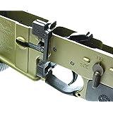 Troy Industriesタイプ AR15 アンビ ボルトリリースレバー AEG GBB 次世代 MWS PTW兼用
