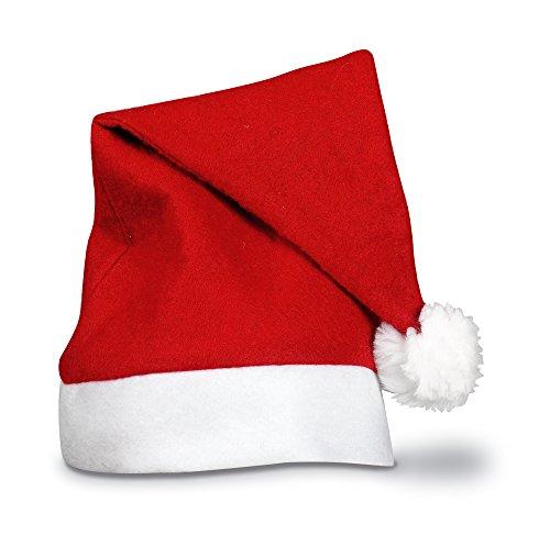 eBuyGB adultes Unisexe de Noël Chapeau de Père Noël
