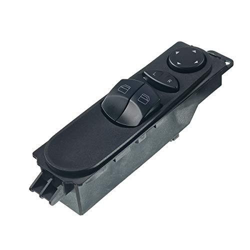Fensterheber Schalter Schalteinheit Vorne Links für Sprinter 3-T 3,5-T 4,6-T 5-T 906 C-r-a-f-t-e-r 30-35 2E 2F Mit 12 Polig 2006-2016 A9065451213