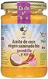 Dr. Goerg Aceite de Coco Guindilla y Ajo Bio - 175 gr
