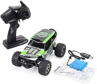 ZHANGL RC Electric Car Remote Control Car Climbing Big Car Four-wheel Drive Toy Car Boy Buggy Children Off-road Vehicle Fo...