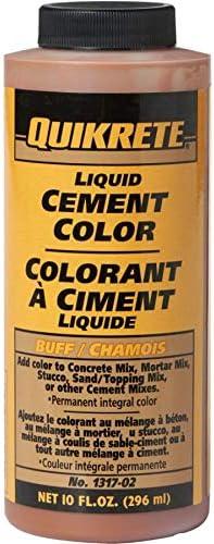 296mL Buff Liquid Popularity Popular brand Cement Colouring