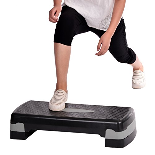 ANCHEER Swing Stepper Including Resistance...