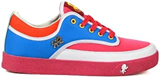 Vlado Footwear IG-1062-2-6 Unisex Spectro 2 Shoes - Bubble Gum44; Size 6