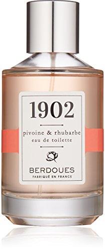 1902 Pivoine & Rhubarbe by Berdoues Eau De Toilette Spray 3.38 oz / 100 ml (Women)