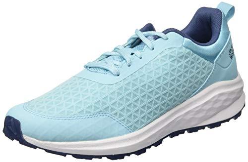 Jack Wolfskin Damen Coogee LITE Low W Sneaker, Light Blue/Blue, 38 EU