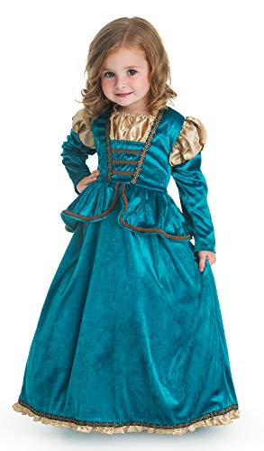 Little Abenteuer Little adventures11364 Scottish Princess Kleid (X-Large)