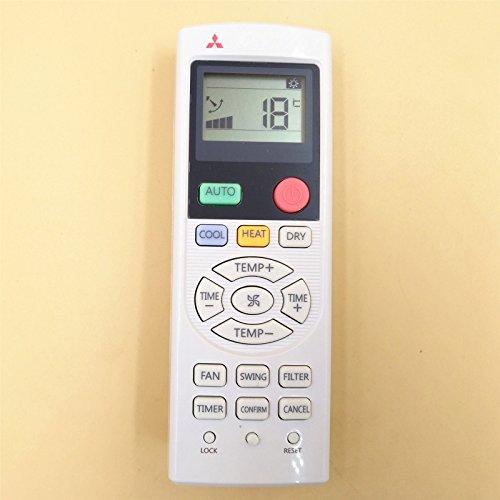 Nuevo reemplazo mando a distancia para Mitsubishi mhn502a064a de la industria pesada aire acondicionado