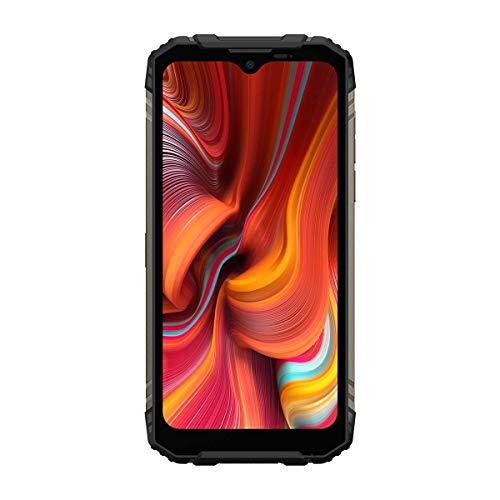 DOOGEE S96 Pro - Teléfono móvil irrompible (8 GB de RAM + 128 GB de ROM 6350 mAh IP68 IP69K 6,22 pulgadas, Helio G90, triple cámara de 48 MP y cámara de visión nocturna IR 20 MP/NFC/Cara/Nior
