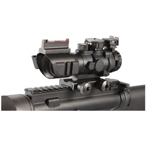 fixed power rifle scopes - 5