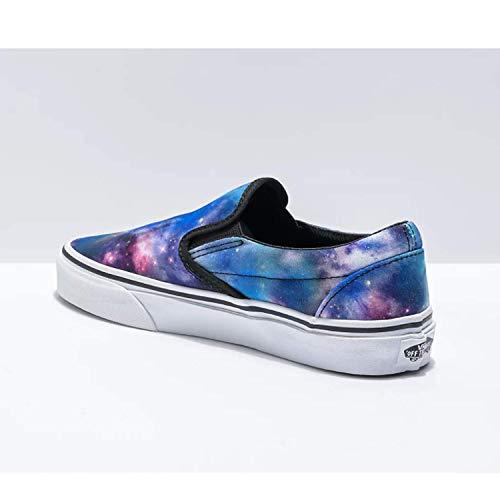 Vans Slip-OnGalaxy& White Skate Shoes Unisex