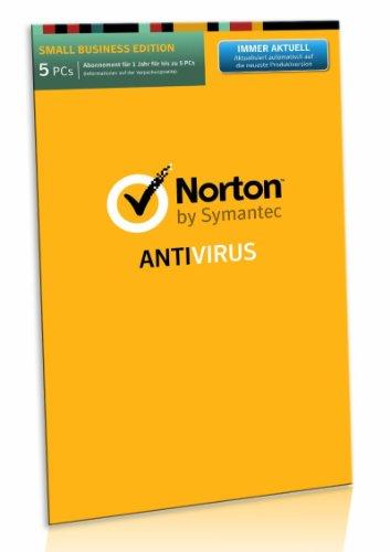 Norton Antivirus 2014 - 5 PCs [import allemand]