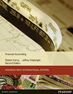 Financial Accounting PNIE: WITH Myaccountinglab without e Text: Pearson New International Edition ,Ed. :2