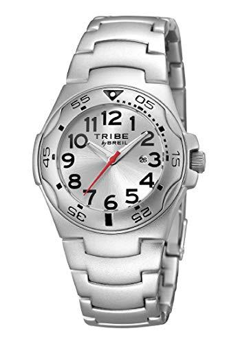 Orologio BREIL per uomo ICE con bracciale in alluminio, movimento SOLO TEMPO - 3H QUARZO