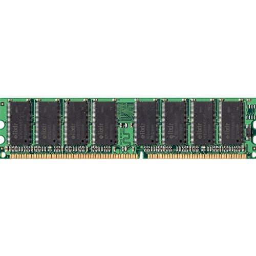 512MB Elixir M2U51264DS8HC3G-5T DDR-1 400Mhz PC3200 RAM CL3 Arbeitsspeicher