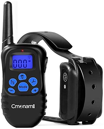 Cmonami 998ES – Collar de adiestramiento más seguro