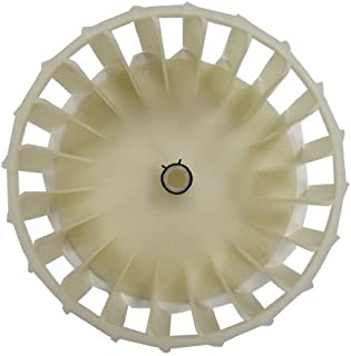 Supco DE602 Dryer Blower Wheel Assembly Replaces Whirlpool 303836, 312913, AP4294048, 1245880, 3-12913, 3-3836