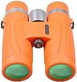 YIHANGG Telescopio, telescopio, cámara de teléfono móvil de visión Nocturna con Poca luz y Doble Tubo de Alta definición de 10x25, pequeño y portátil, Moda para Principiantes y niños