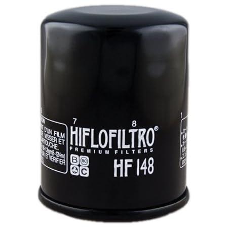 Hiflofiltro Hf148 Ölfilter Anzahl 1 Auto