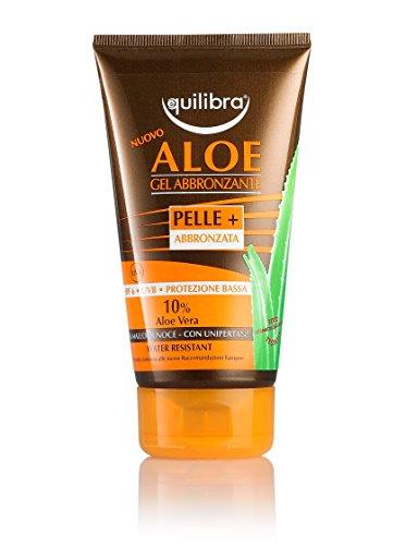 Equilibra Gel Abbronzante Aloe - Confezione da 6 Pezzo