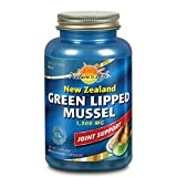 Nature's Life Green Lipped Mussel, Veg Cap (Btl-Plastic) 1g | 90ea