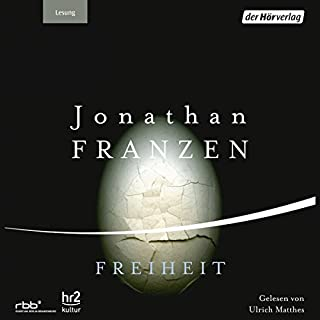 Freiheit                   Autor:                                                                                                                                 Jonathan Franzen                               Sprecher:                                                                                                                                 Ulrich Matthes                      Spieldauer: 19 Std. und 25 Min.     319 Bewertungen     Gesamt 4,2