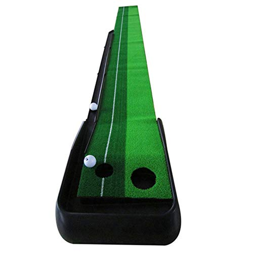 Fantastic Prices! YAOSHIBIAN- Mini Golf Practice Training Aid Portable Golf Putting Practice Golf In...