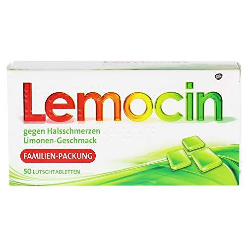 Lemocin Lutschtabletten, 50 St. Tabletten