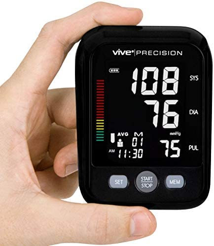 Top 10 Best vive precision blood pressure monitor Reviews