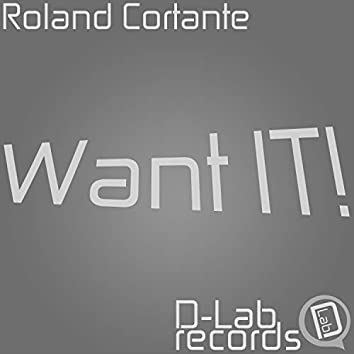 Want It! EP