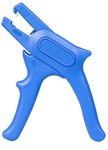 WEICON TOOLS No. 5 Classic – automatische Abisolierzange für 0,2 - 6 mm² Wire Stripper mit Seitenschneider