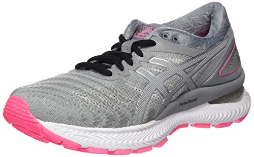 ASICS Damen Gel-nimbus 22 Lite-show Running Shoe, Multicolor (Sheet Rock/Sheet Rock), 44 EU