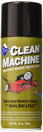 Good Vibrations 130 Clean Machine Nonstick Mower Protectant