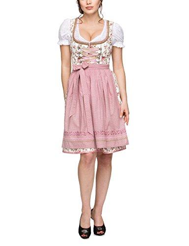 Stockerpoint Damen Astrid Dirndl, Rosa (Rose Rose), 46