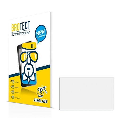 BROTECT AirGlass Premium Glasfolie für Swissphone Boss 920 Ex (extrahart, ultradünn, hochtranzparent, Anti-Fingerprint, flexibel)