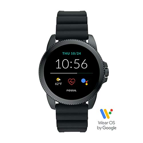 Fossil Men Gen 5E Touchscreen Smartwatch with Speaker, Heart Rate, NFC, and...